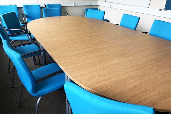 Commercial office chair and upholstery cleaning in Sedgefield